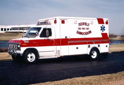 deerfield a740