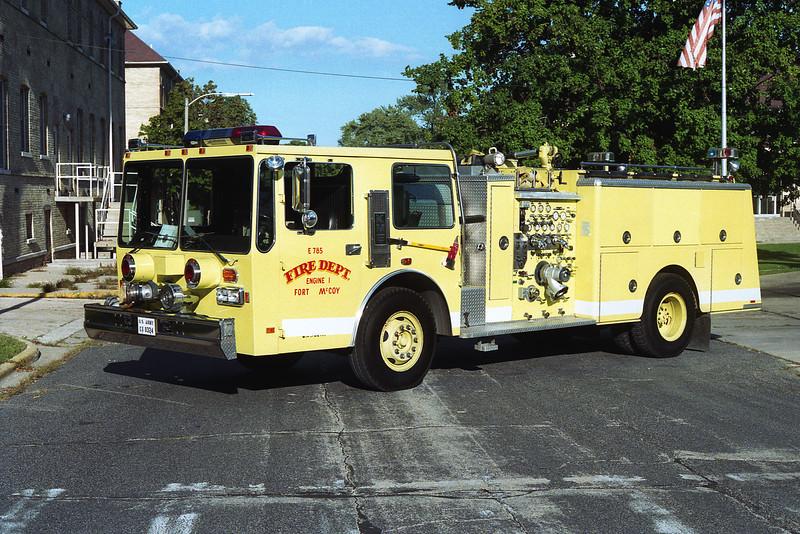 FORT McCOY ENGINE 1