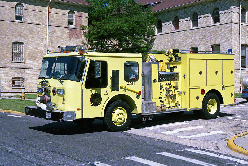 FORT McCOY   ENG 4911  E-ONE