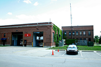GREAT LAKES NAS FD  STATION 1  NORTH VIEW