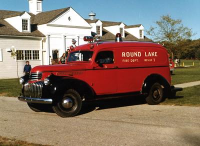 ROUND LAKE  RESCUE 3