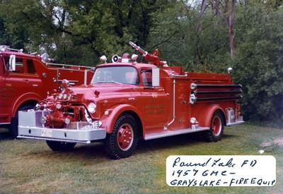 ROUND LAKE  ENGINE 632