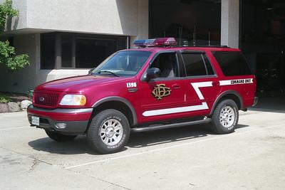 GURNEE FD  CAR 1356