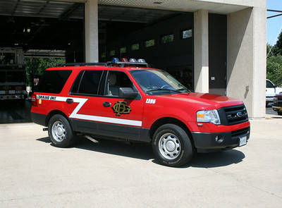 GURNEE CAR 1396  SHIFT COMMANDER