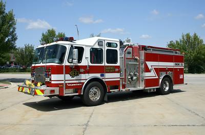 GURNEE ENGINE 1312   E-ONE