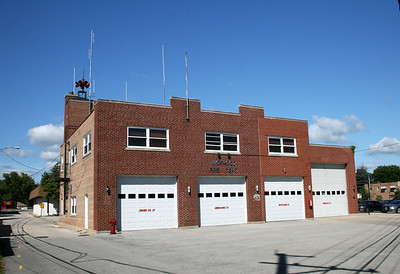 HIGHWOOD FIRE STATION