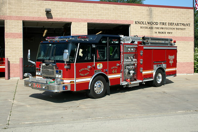 KNOLLWOOD ENGINE 44  E-ONE