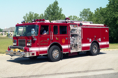 LAKE ZURICH  ENGINE 3212  2003  PIERCE SABER   1500-750-30F