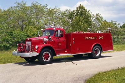 LAKE ZURICH T 260  1961 IHC-HOWE  500-1500