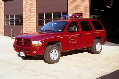 LINCOLNSHIRE CAR 4895  DODGE DURANGO