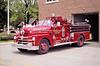 MUNDELEIN  ENGINE 104  SEAGRAVE  70TH ANNIVERSARY