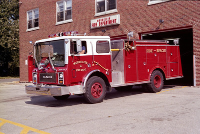 MUNDELEIN FIRE DEPARTMENT - DGFD147