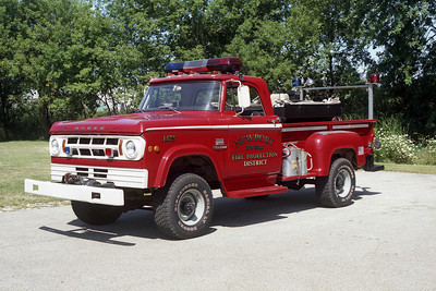 NEWPORT FPD BR 1475  1969 DODGE W330-WELCH  200-250