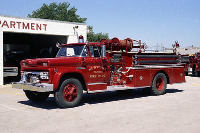 NEWPORT E 1417  1960 GMC-PIRSCH  750-650