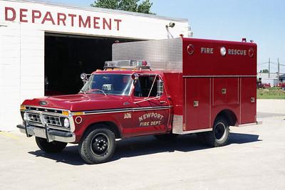 NEWPORT RES 1451  1977 FORD F-PIERCE