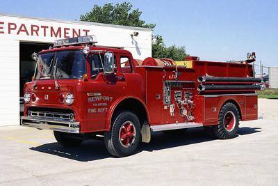 NEWPORT E 1413  1973 FORD C-WLF  1000-750