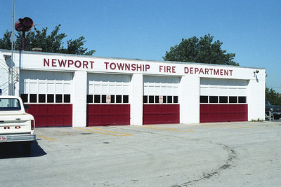 NEWPORT TOWNSHIP FPD ORIGINAL STATION