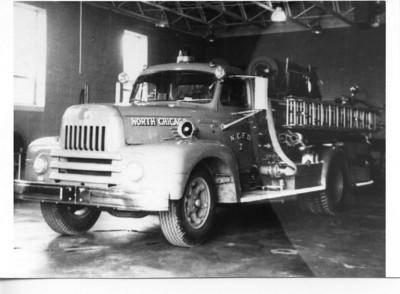 NORTH CHICAGO ENGINE 7 IHC R190