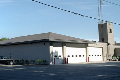 WINTHROP HARNOR FIRE STATION   AFTER A TOTAL REMODEL OF BUILDING