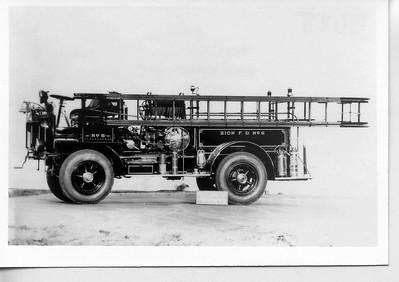 ZION FD ENGINE 5  1928 FWD - PIRSCH