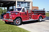 ZION  ENGINE 1814  1957 MACK B95  1000-400   X- NORWOOD PARK FPD