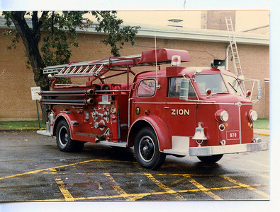 ZION FD  ENGINE 7 ALFCO