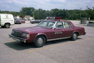 ZION FD CAR