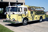ZION  ENGINE  1812  SEAGRAVE  1000-500  WITH LADDER RACK  LIME GREEN