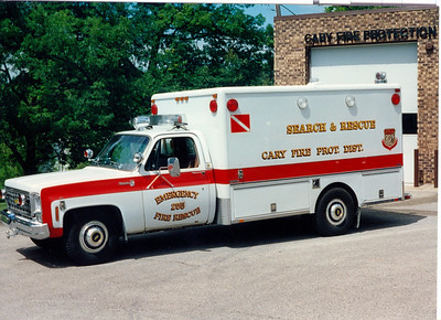 CARY SEARCH & RESCUE