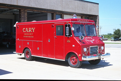 CARY FPD  251