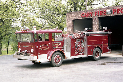CARY FPD  ENG 240