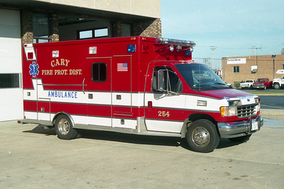 CARY FPD 254
