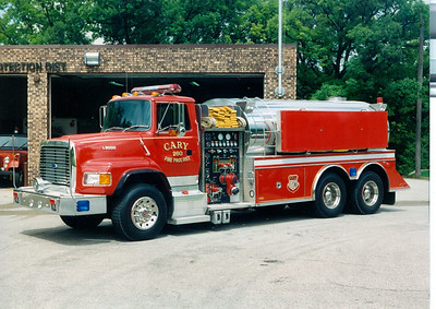 CARY FPD TANKER 260