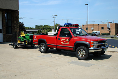 CARY UTILITY 263 AND TRAILER