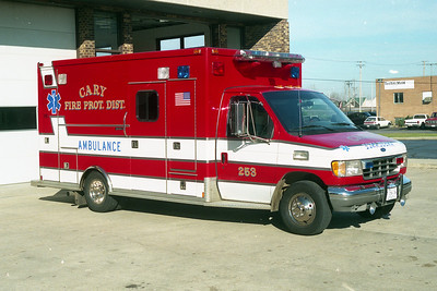 CARY FPD 253