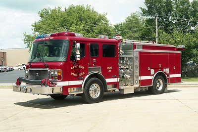 CARY FPD ENGINE 240