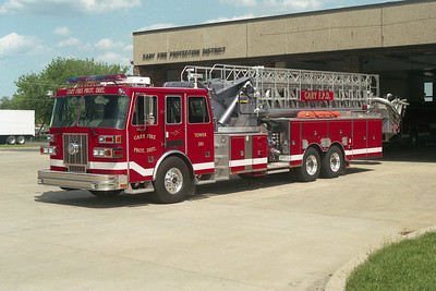 CARY FPD TRUCK 281