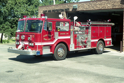 CARY FPD  ENG 241  SEAGRAVE