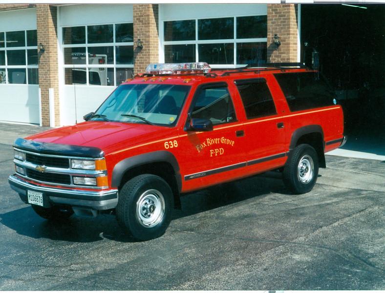FOX RIVR GROVE CAR 638 CURRENT