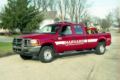 HARVARD FPD BRS 763