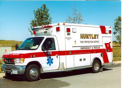 HUNTLEY A 952 CURRENT