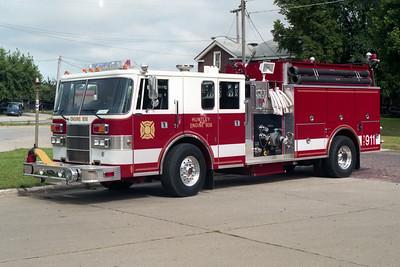HUNTLEY  ENGINE 938   1993 PIERCE LANCE  1500-1250