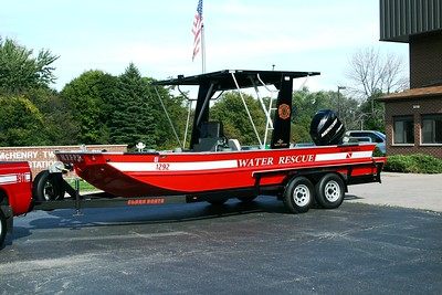 MCHENRY  RESCUE BOAT 1292