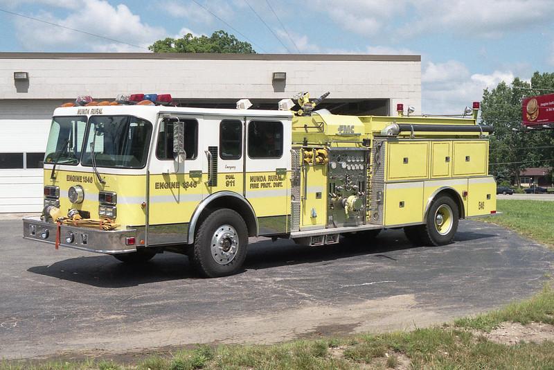 NUNDA RURAL ENG 1346  1984 - 1994 SPARTAN - FMC   1250-1000  BF