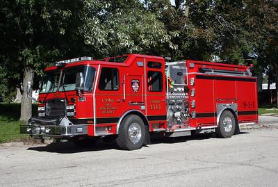 UNION FPD   ENGINE 1543  2013  E-ONE TYPHOON   1500-1000-30F   #37802
