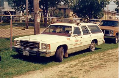 wonder lake car 1602