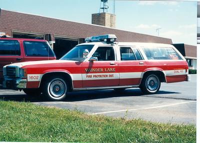 wonder lake car x-1602