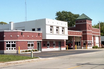 WOODSTOCK FIRE-RESCUE DISTRICT FIRE STATION 1