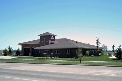 WOODSTOCK FIRE-RESCUE DISTRICT STATION 3