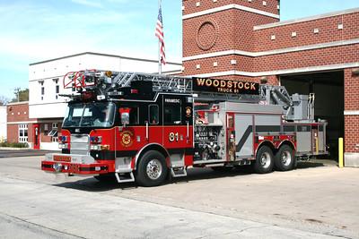 WOODSTOCK TRUCK 81